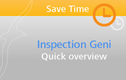 Inspection geni quick overview
